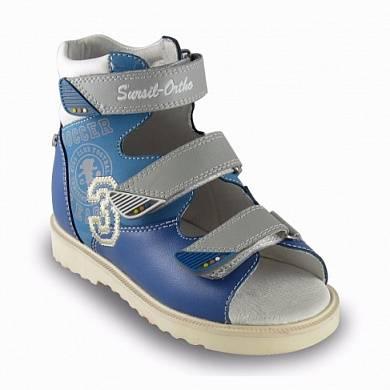 196283a5e Ортопедические сандалии для мальчиков купить в Москве | цена в ...
